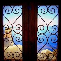 Окно в мир, о.Санторини :: Машенька _________