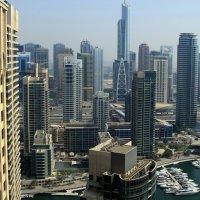 Небоскребы Дубая :: Ирина