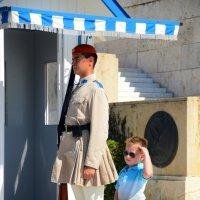 Греция. Я бы в армию пошел, пусть меня научат :: Svetlana Plasentsiia