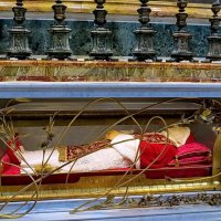 завоскованные нетленные мощи папы Иоанна XXIII :: Ирина ***