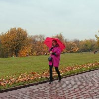 Яркие цвета осени. :: Маргарита ( Марта ) Дрожжина