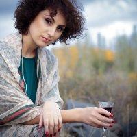 вино и женщина :: KanSky - Карен Чахалян