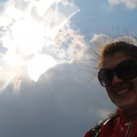 солнечная Юля :: Надежда Глен