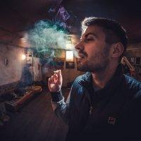 Дым :: Валентин Абрамов