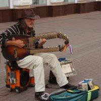 Музыкант(Арбат) :: Сергей Cel