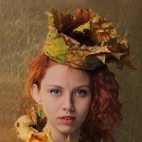 Золотая осень :: Катрина Деревеницкая