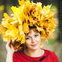 Осень :: Елена Толубеева
