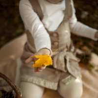 Осень Ксении :: Катерина Лысакова (Алфёрова)