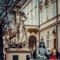Памятники. :: Владимир Хижко