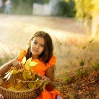Осень - желтые листья :: Татьяна Курамшина