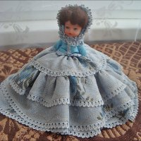Кукла Татьяна :: Нина Корешкова