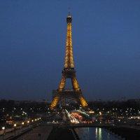 Париж! Эйфелева башня :: Алла Захарова