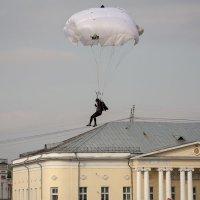 Иду я по канату... :: Михаил Антонов
