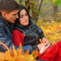 осень love :: Ирина Завьялова
