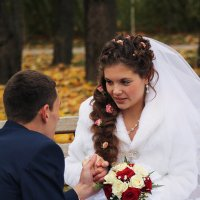 свадьба :: Юлия Павличенко