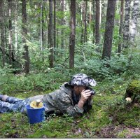 Тихая охота :: muh5257