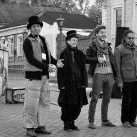 .. репетиция уличного театра... :: Ира Егорова :)))