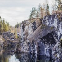 Мраморный каньон Рускеала :: Слава