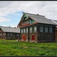 Деревянные дома. :: Vadim WadimS67