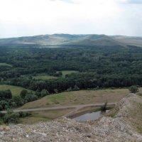 Вид с Нос-горы :: Алексей Каравайцев