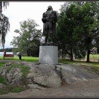 Памятник «Дух крепости» :: Вера