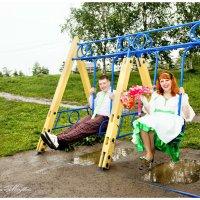 Ретро-свадьба :: Наталья Мерзликина
