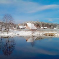 Зеркало :: Владимир Синицын