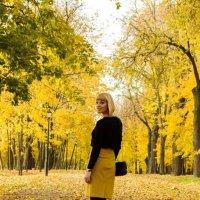 осень :: Алёна Крайко