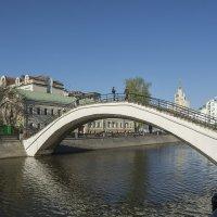 Москва. Горбатый мост через водоотводной канал :: Минихан Сафин
