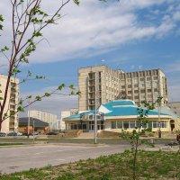 город Нефтеюганкс :: Андрей Сухарь
