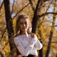 Надя :: Sergey Gaponenko