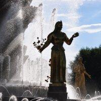 фонтан :: Августа