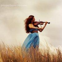 музыка и ветер... :: Евгения Шутенкова