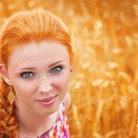 Дитя солнца :) :: Юлия Шестоперова