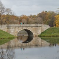 Гатчина, Карпин мост :: navalon M