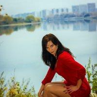 Lady in Red :: Николай Фролов