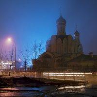 Храм Рождества Христова :: Александр Вдовин