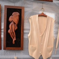 Одежда из дерева :: Владимир Болдырев