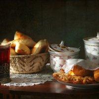 Чаепитие с пирогами :: lady-viola2014 -