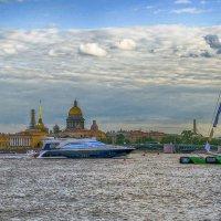на Невской воде :: Valerii Ivanov