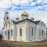 Храм в Подмосковье :: Марина Назарова