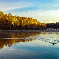 Осень на Ключевом :: Артем Скирмаков