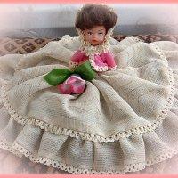 Кукла Роза :: Нина Корешкова