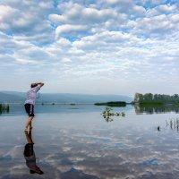 Беги по небу :: Влад Шерман