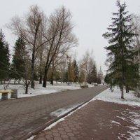 Осенний пейзаж :: раиса Орловская