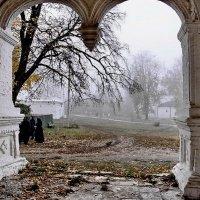Кроток дух монастырского жителя... :: Лесо-Вед (Баранов)