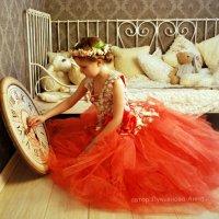 Время :: Анна Lukyanova