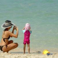 Пляж :: Ирина