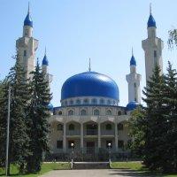Мечеть в г. Майкоп :: victor maltsev