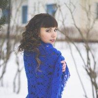 зимняя нежность :: Ольга Гребенникова